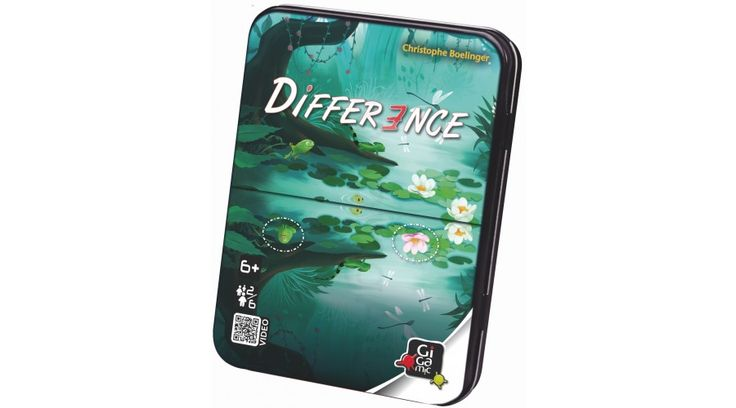 Difference - LÁNY játékok - Fejlesztő játékok az Okosodjvelünk webáruházban