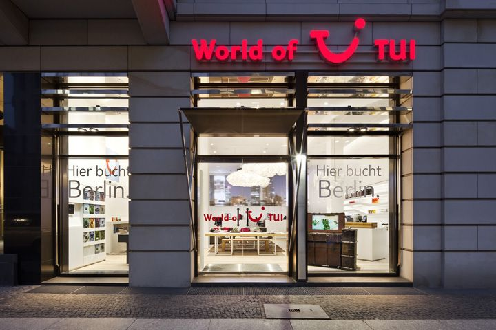 World of TUI travel agency by NEST ONE, Berlin » Retail Design Blog