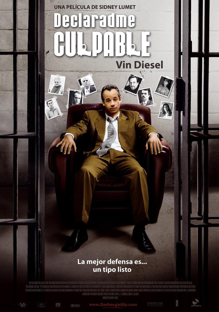 Declaradme culpable [Vídeo] / dirigida por Sidney Lumet. - Barcelona : DeAPlaneta, D.L. 2006