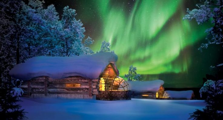 Top 9 Places to See the Northern Lights