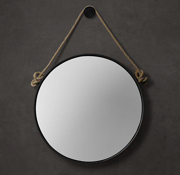 DIY Restoration Hardware Mirror