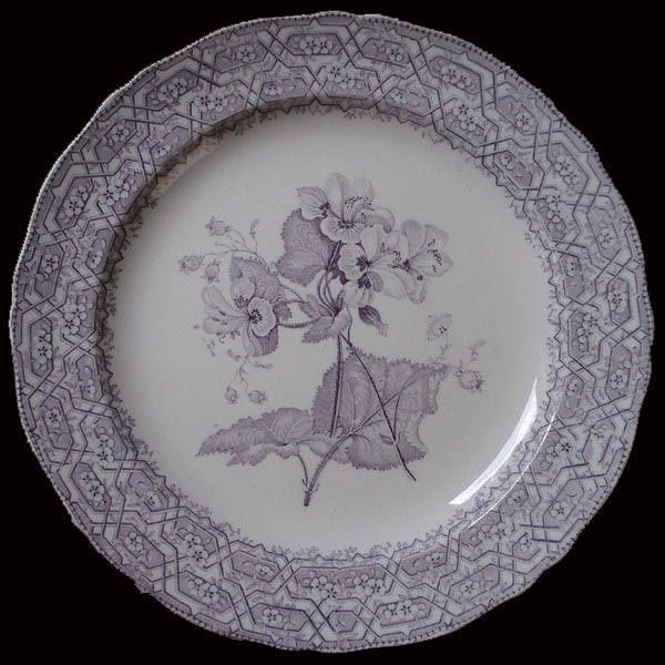 Dishy News - A Transferware Blog: TRANSFERWARE FLORAL PATTERNS