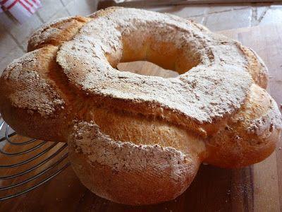 L'ingrediente perduto: Couronne Bordelaise (pane con lievito pasta madre)