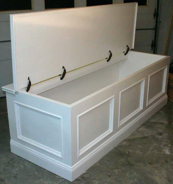 Make Your Own Bench If Your Handy Corner Window Seats Kitchen Banquette Home
