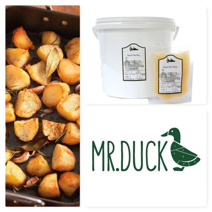 MrDuck Duck Fat