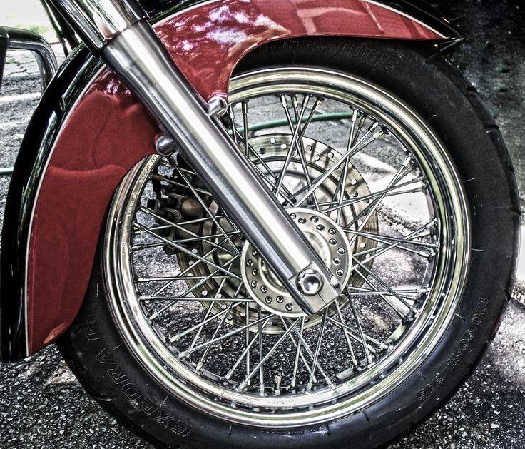 Roue de moto 2