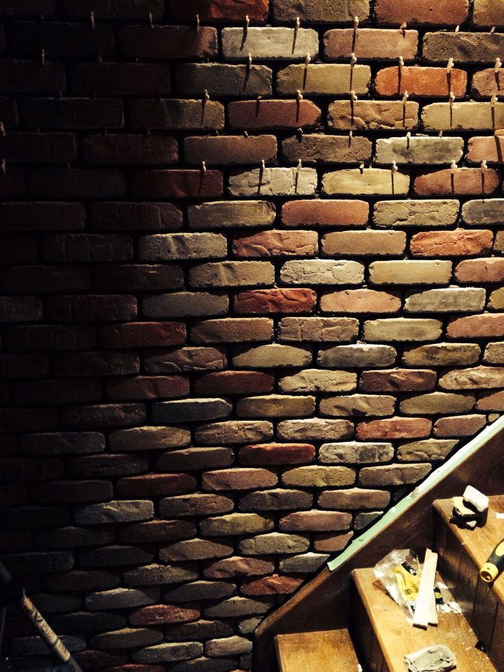 16 best images about concrete molds brick veneer on for Interior brick veneer cost