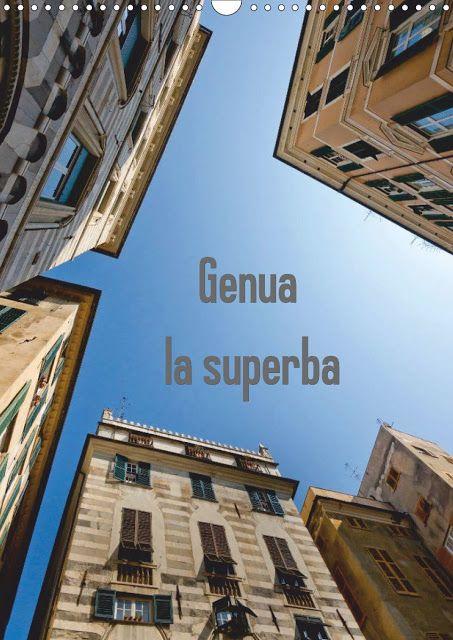 Toller Genua-Kalender von Larissa Verones, Maultaschen oder Ravioli : eccolo!