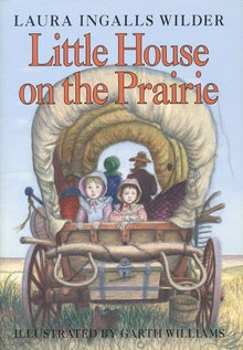 This is my favorite Laura Ingalls Wilder book...maybe because I grew up in Kansas.