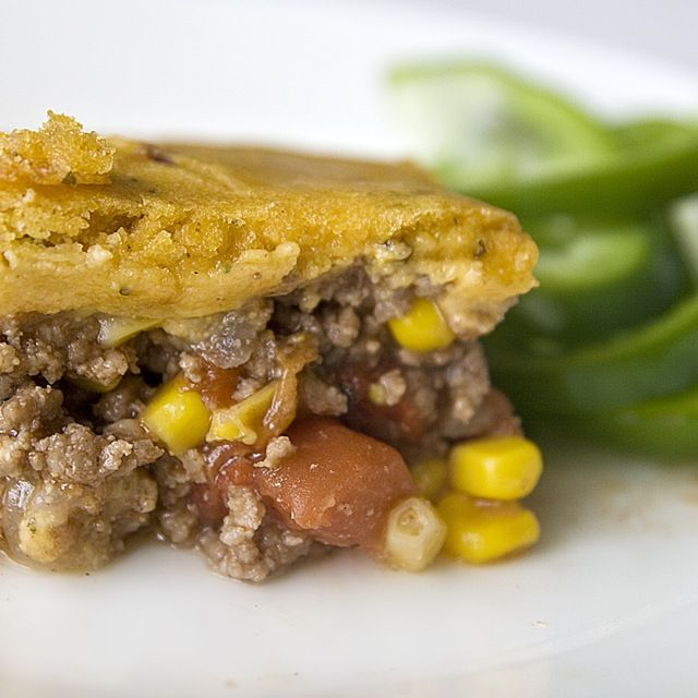 Barbeque Beef Casserole Recipe | Culinary Prowess | Pinterest