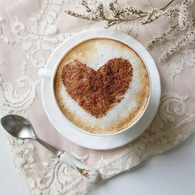 Życzę Wam dużo miłości, nie tylko dzisiaj, ale każdego dnia 💜💜💜 #miłegodnia #miłość #walentynki  #valentines #happyvalentines #haveagoodday #goodenergy #goodvibes #love #instamood #coffee #coffeetime