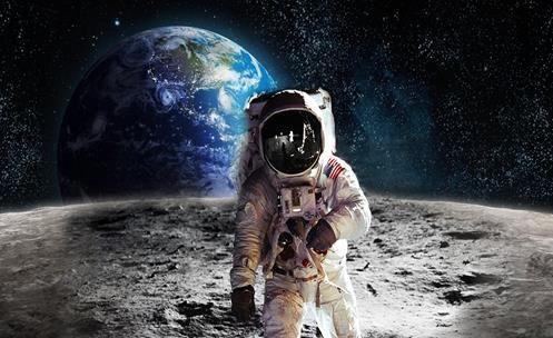 A Lua Conspirações Verdade exposta - OVNIs, Extraterrestres, NASA, Pouso na Lua, Holograma