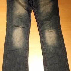 Damen Jeans Hose Wunderschön Leicht Gr. 36 in Blau Jeans von Tally Weijl TOP Leicht dehnbar. Hochwertig gearbeitet. Normaler gebrauchter Zustand.  Siehe Bilder. Blau Denim. Bund Weite ca: 40 cm Länge ca: 96 cm 172A