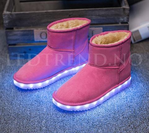 UGGS med LED | LED-Uggs -   LED-skoene finner du i nettbutikken ledtrend.no. Prisene på ledskoene varer varierer fra 599-, og oppover, GRATIS frakt på alle varer. Vi har mange forskjellige LED-sko, ta en titt da vel? på: www.ledtrend.no
