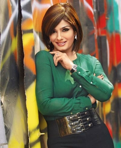 Hot Looking Raveena Tandon