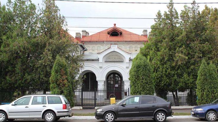 Casa Nationala Stroe S. Belloescu