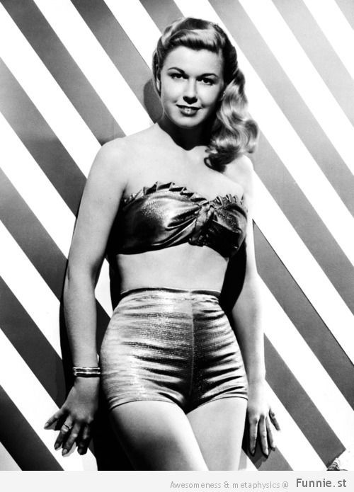 Hottest Women From 50S Doris Day  Movie Stars, Classic -6883