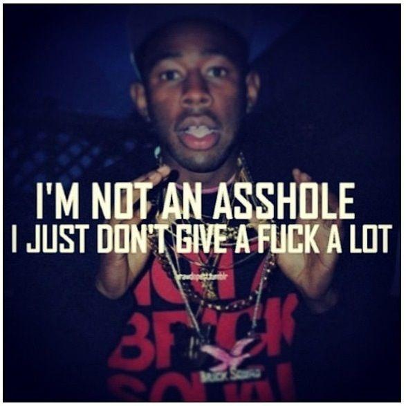 Tyler, the creator quote