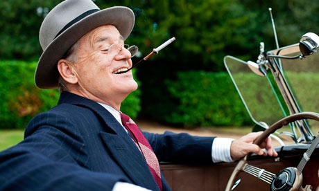 Hyde Park On Hudson opens this Friday. Starring everyone's favourite actor, Bill Murray, as Franklin D Roosevelt. http://www.fact.co.uk/whats-on/hyde-park-on-hudson