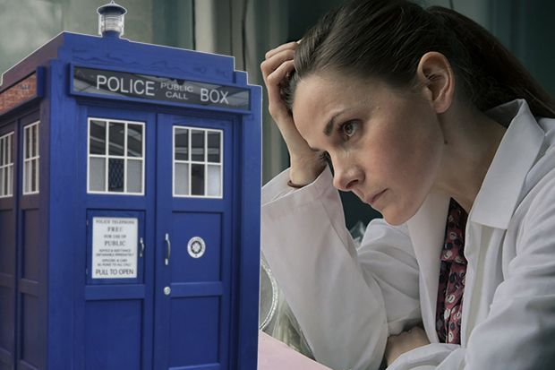 Doctor Who: Sherlock star Louise Brealey wants a part