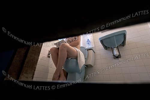 Girls Bathroom Cam