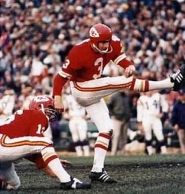 Jan Stenerud: One of the greatest kickers to ever play the game and the only pure kicker in the HOF
