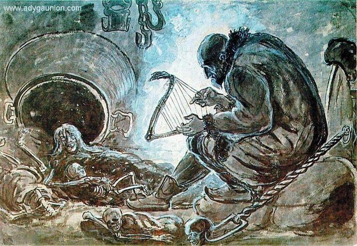 Circassian Art Gallery - Галерея Адыгского Искусства - Son Yüklenenler/M. Tuganov