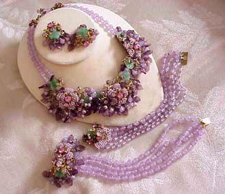 Morning Glory Jewelry