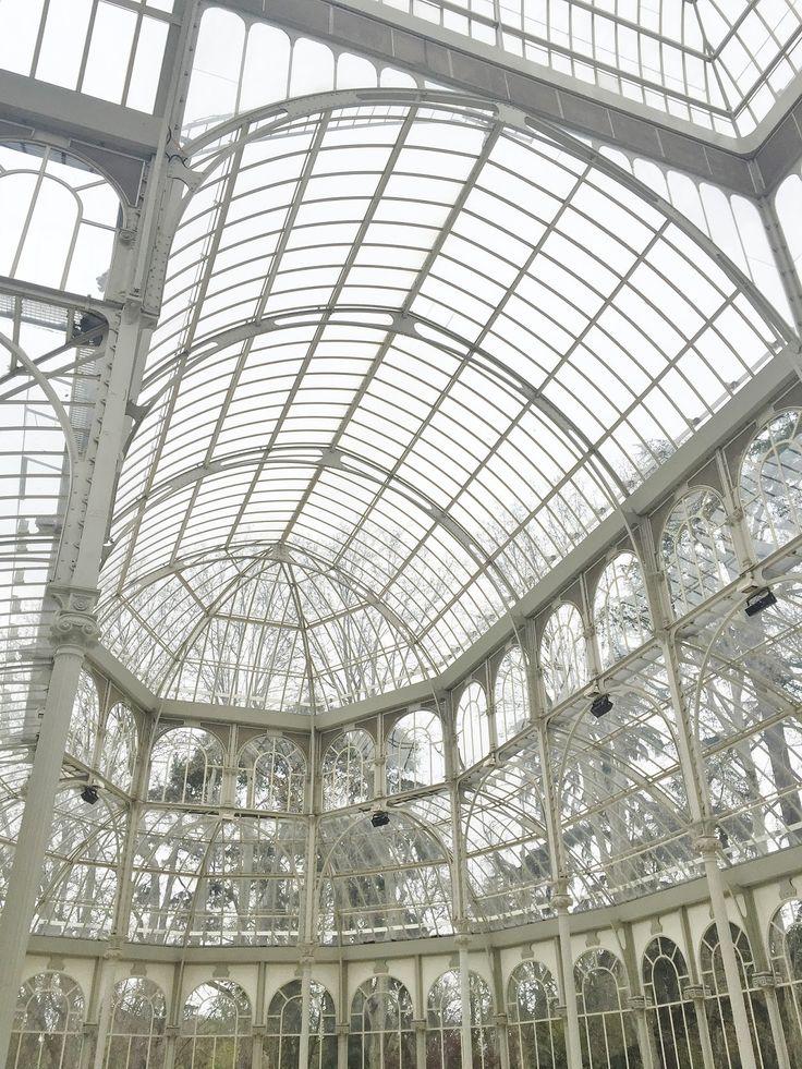 Madrid City Guide - Palacio de Cristal