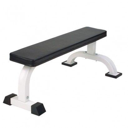 Vlakke fitnessbank #fitnessbank  #fitnessapparatuur