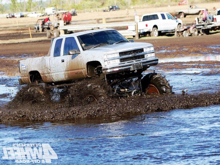 Chevy Trucks Jacked Up Mudding Meinafrikanischemangotabletten