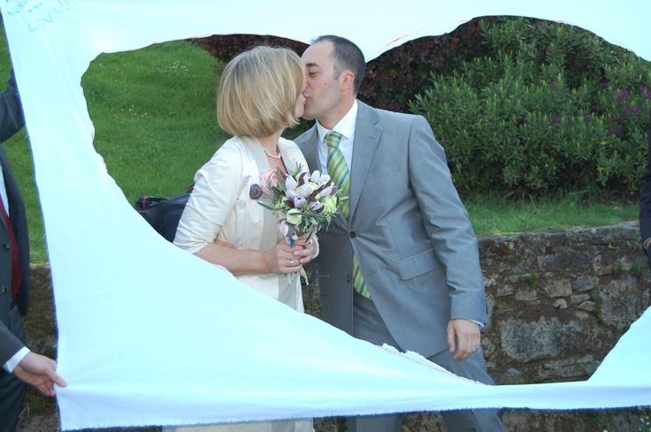 La boda Judith y Xabier fue una de las inolvidables bodas realizadas en nuestra casa rural, y a la cual estaremos también eternamente agradecidos..!!   #opinion #opiniones #bodas #galicia  #pazo #encanto #casa #rural #turismo #rural #boda #civiles #jardin #eventos #celebraciones #banquetes