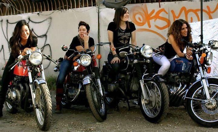 Asian Motorcycle Gang 44