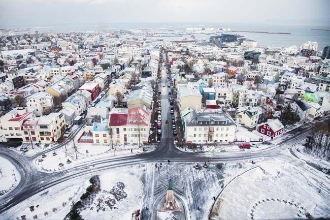 Reikiavik - Islandia
