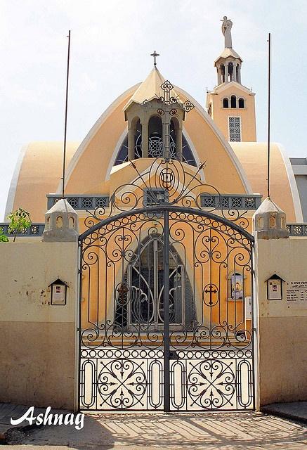 St. Savior Armenian Catholic Church in Bourj Hammoud, Lebanon