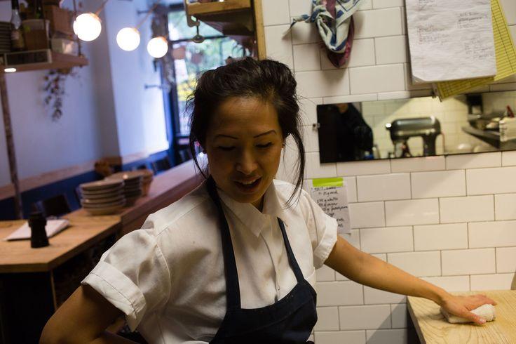 A New York le ragazze crescono in fretta. Pamela Yung. Testo e ph. Gabriele Stabile.