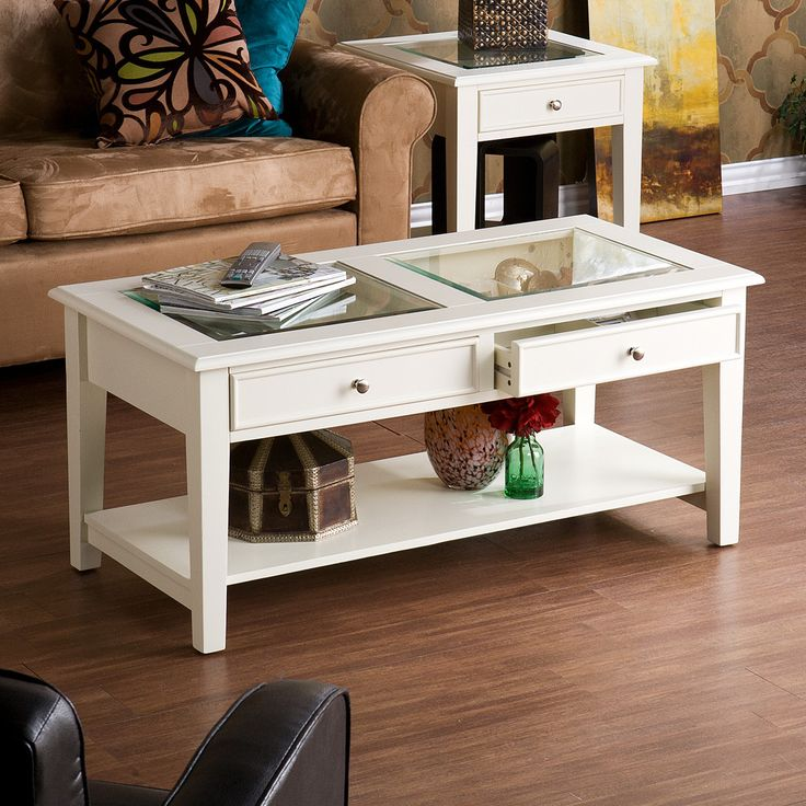 Wildon Home ® Amberly Coffee Table U0026 Reviews | Wayfair. White TablesBright  IdeasThe BrightCocktail TablesFurniture ...
