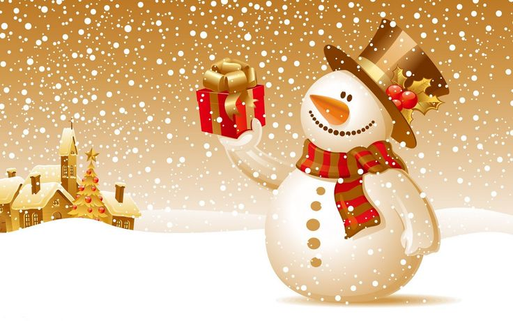 Nice Best-top-desktop-snowman-wallpapers 7