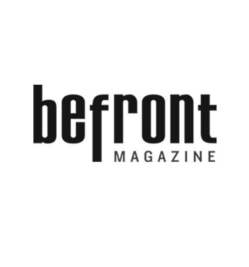 BeFront Magazine Publication