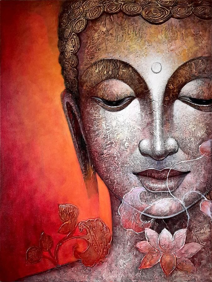 """""""Let go of the past,  let go of the future,  let go of the present,  and cross over to the farther  shore of existence.   With mind wholly liberated,  you shall come no more  to birth and death. """"         ~ The Buddha, Dhammapada, v. 348  ♥ lis"""