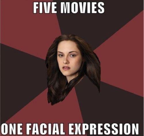 HAHAHAHAHAHA agreed!! : Giggle, Truth, Kristen Stewart, Twilight, Movie, So True, Funny Stuff, Humor