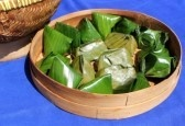 Indonesian Traditional Food Called As Nogosari.Royalty Free Stock Photo, Pictures, Images And Stock Photography. Image 15073729.