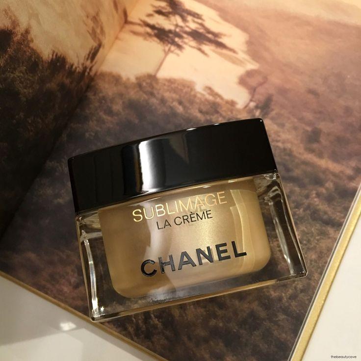 The Beauty Cove: CHANEL • SUBLIMAGE LA CRÈME • ll trattamento rigenerante infinito