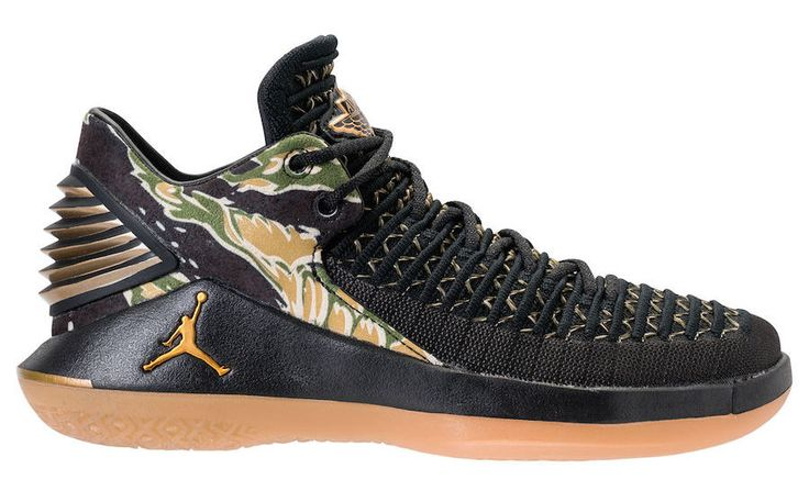 Look Out For The Air Jordan 32 Low Camo