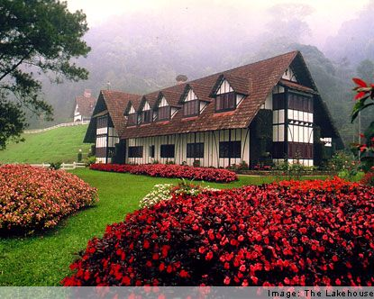 Cameron Highlands, Malaysia (Looks like an English village!!!)