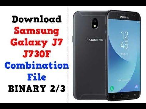 Download Samsung Galaxy J7 J730F Combination File BINARY 2/3