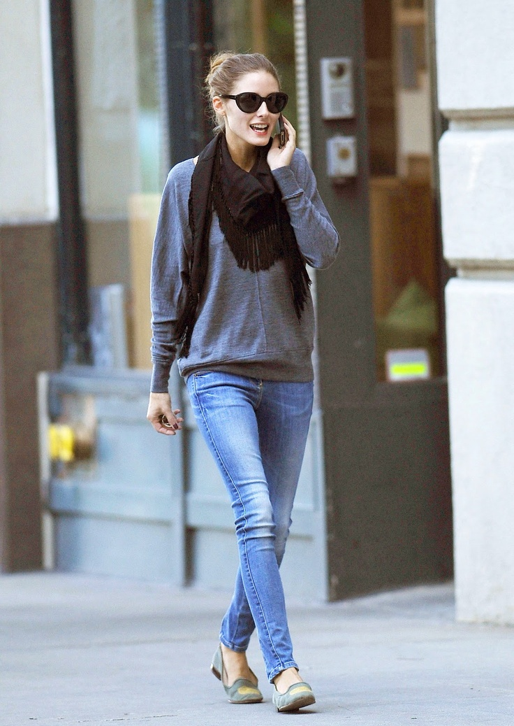 The Olivia Palermo Lookbook Olivia Palermo Pinterest Colors Casual Chic And Chic
