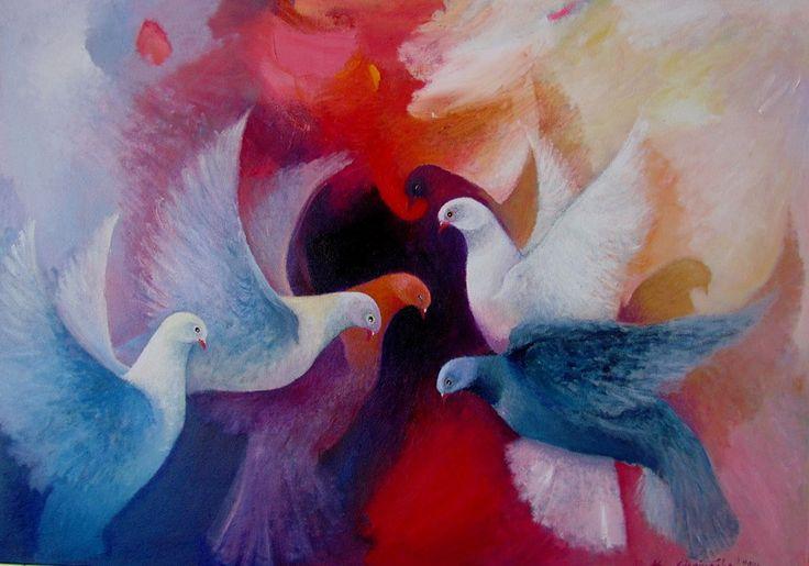 güvercin düşleri -