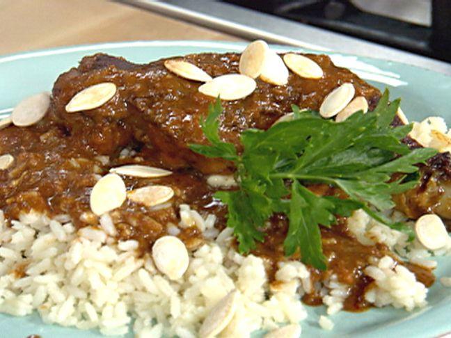 Quick Chicken Mole Recipe : Paula Deen : Food Network - FoodNetwork ...