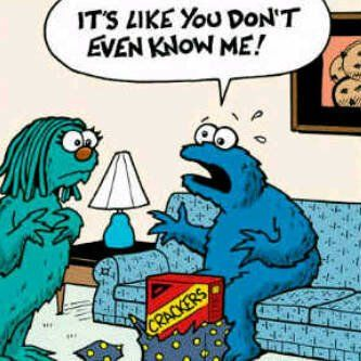 Cookie Love Quotes | love Cookie Monster :)